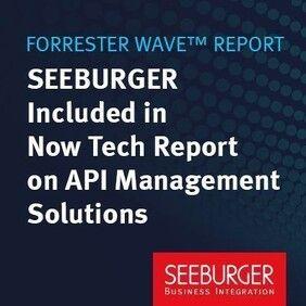 SEEBURGER API解决方案入选Forrester Now Tech报告
