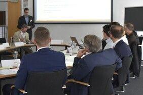VDMA-Erfahrungsaustausch Finanzen & Controlling bei der SEEBURGER AG