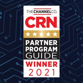 SEEBURGER荣获2021 CRN®合作伙伴计划指南五星评级