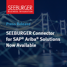 SEEBURGER Connector for SAP® Ariba® Solutions Now Available